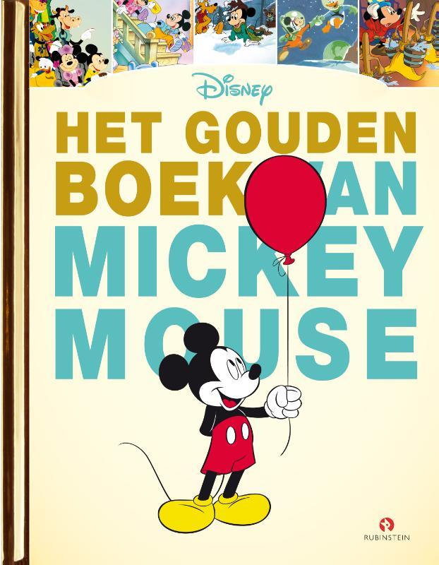 Het Gouden Boek van Mickey Mouse