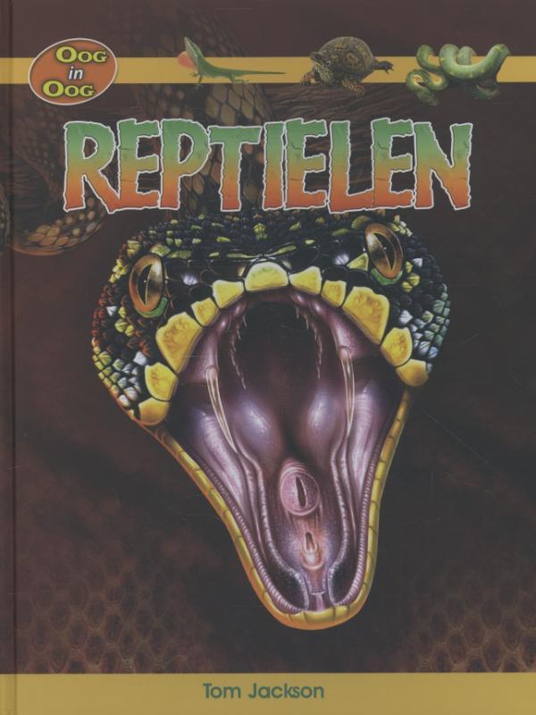 Oog in oog - Reptielen