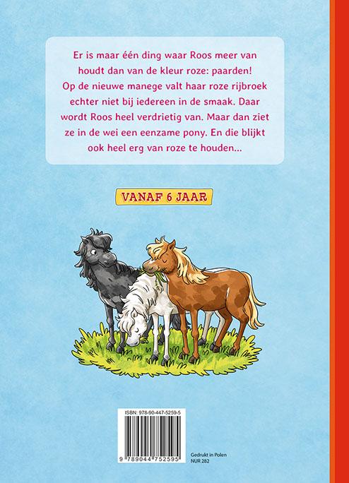 Dol op lezen! De pony van Roos