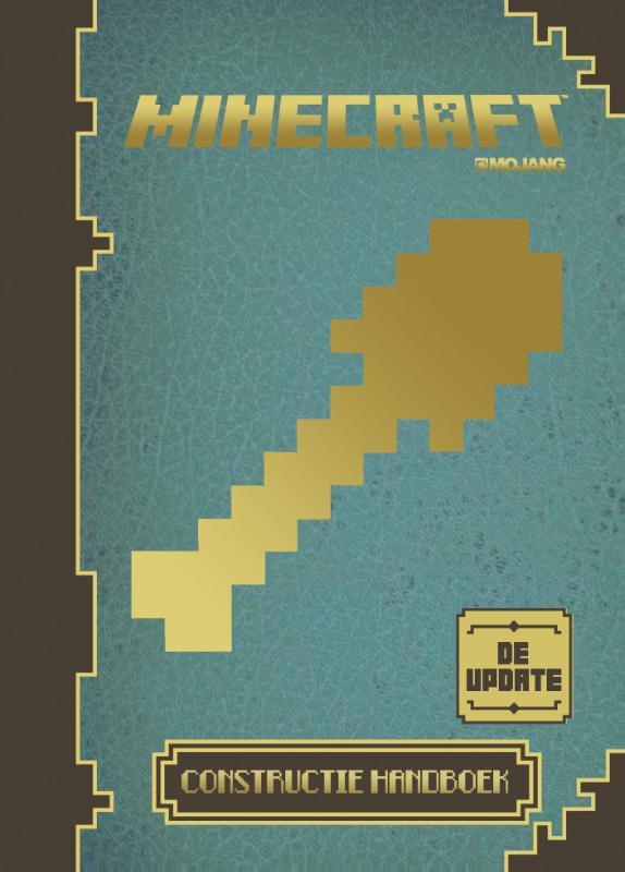 Minecraft. Het officiële Constructie Handboek, de UPDATE
