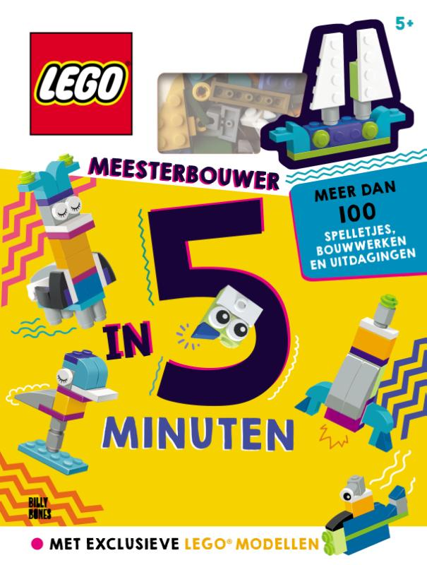 Meesterbouwer in 5 minuten