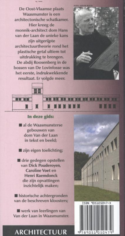 Dom van der Laan in Waasmunster