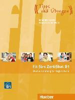 Fit fürs Zertifikat B1: Deutschprüfung für Jugendliche. Lehrbuch mit MP3-Download (Hörtexte)
