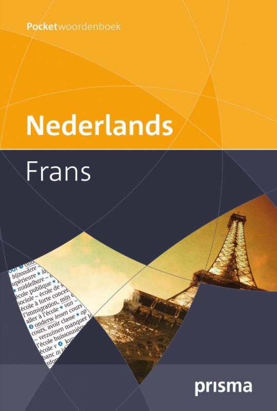 Prisma pocketwoordenboek Nederlands-Frans
