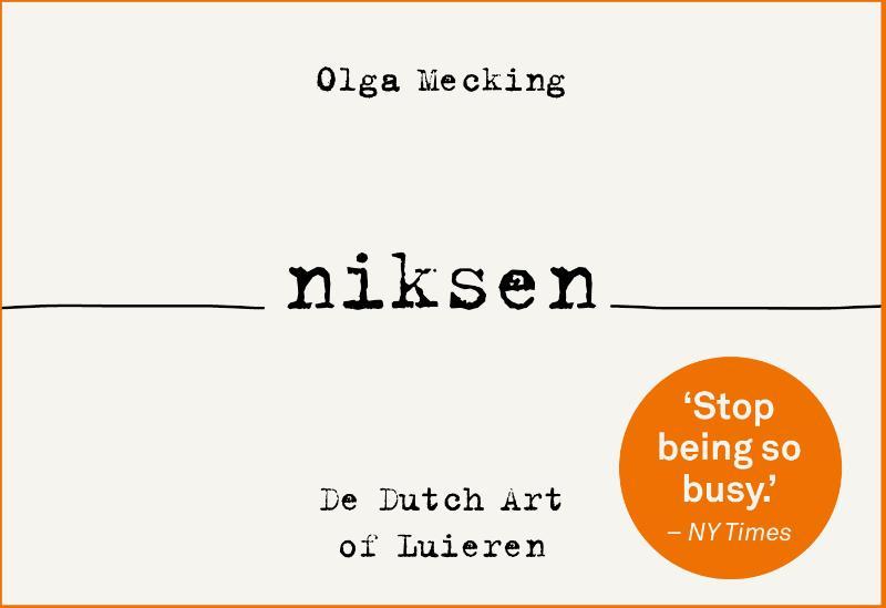 Niksen NL