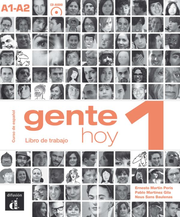 Gente Hoy 1 Libro de trabajo + CD versión original