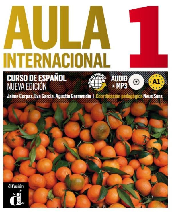 Aula Internacional 1 Libro del alumno + MP3 versión original