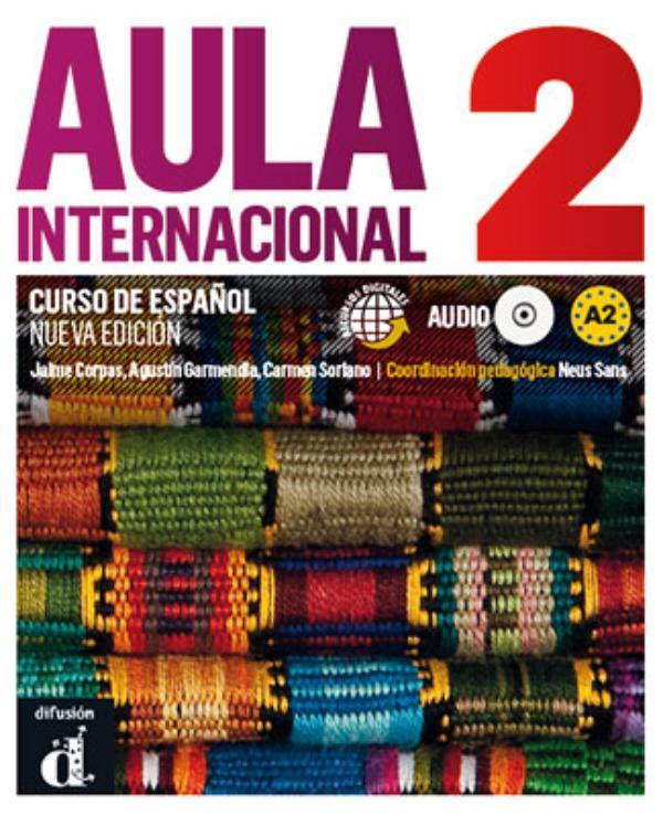 Aula Internacional 2 Libro del alumno + MP3 versión original