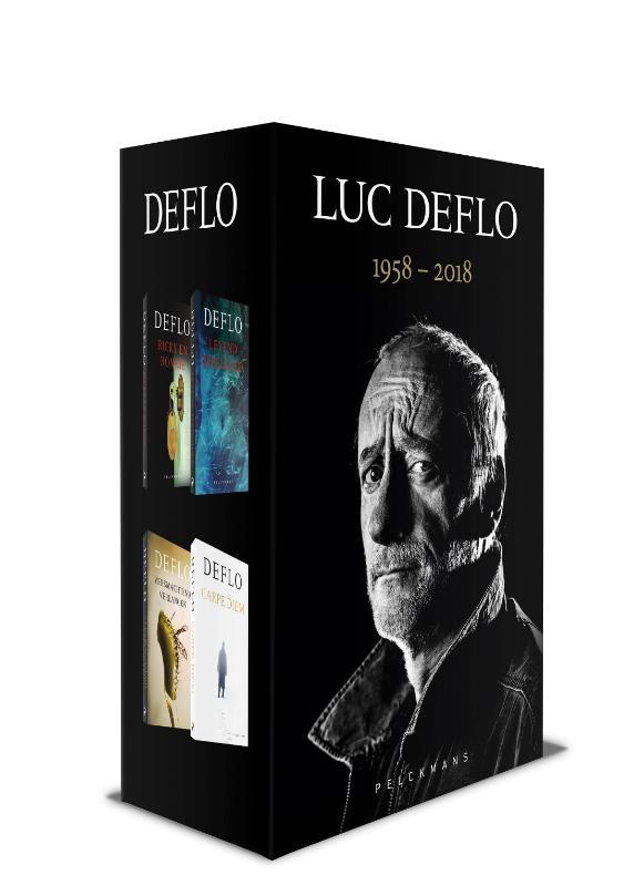 Deflo's unieke postume verzamelbox